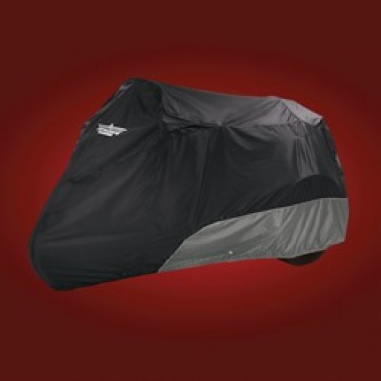 Trike Cover  Black over Charcoal
