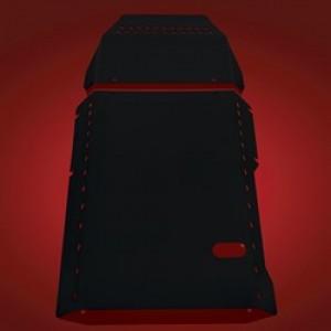 GL1800 Black Powder Coated Belly Pan