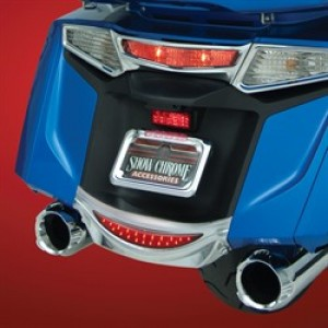 2012-16 Rear LED Fender Accent