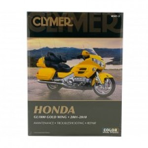 Clymer Sevrvice Manual 2001-2010