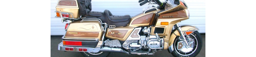 Honda Goldwing GL1200 Parts and Accessories