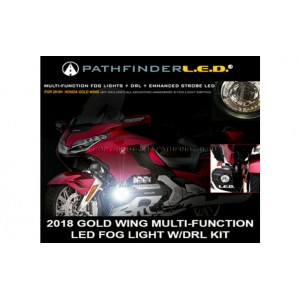 2018 Goldwing Multi Function Fog Light