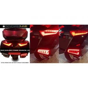 Rear Multi-Function Saddlebag LED lights