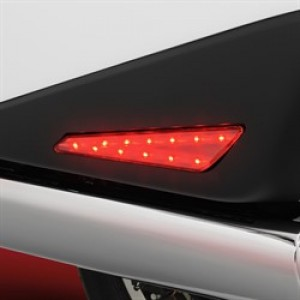 2018 GL1800 Red Saddlebag Marker Lights