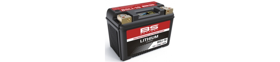 Motorcycle Battery & Chargers