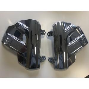 GL1800 Chrome Fork Covers Air Bag