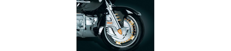 Goldwing GL1800 2001-2010 Front end parts & accessories