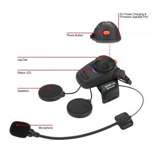 Sena SMH5 Motorcycle Bluetooth Intercom System