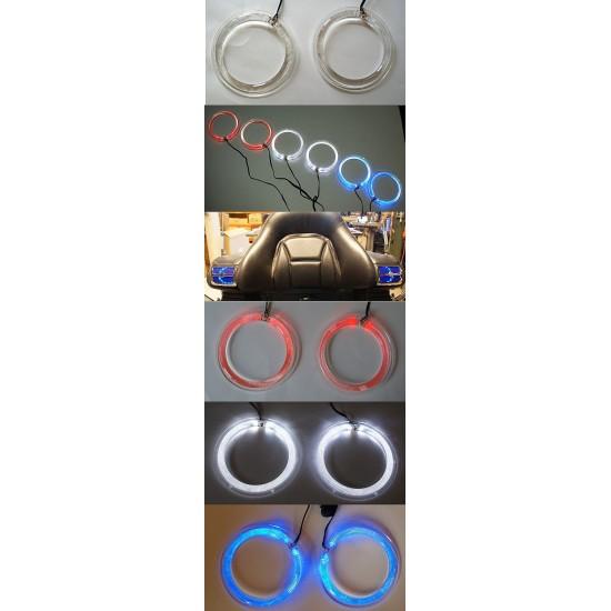 Honda Goldwing Angel Eye Blue Speaker Light