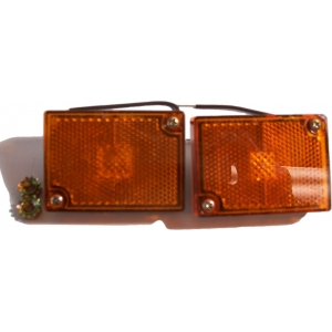 GL1100 Amber Side Marker Lights