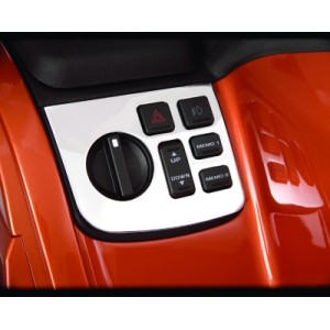 Control Panel Accent Left Side