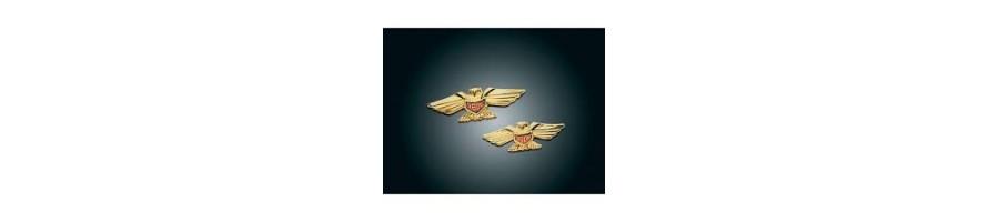 Goldwing Badges,Emblems