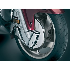 GL1800 Chrome Front Rotor Covers