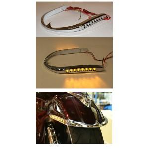 LED Front Fender Trim