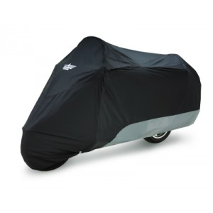 Goldwing Black Over Charcoal Touring Cover
