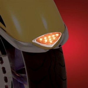 GL1800 Amber LED Front Fender Accent