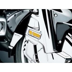GL1800 Chrome L.E.D. Front Reflector Conversion