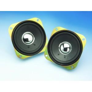 Goldwing 15 watt Speakers