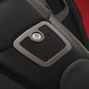 GL1800 Smoke Fuel Door Accent